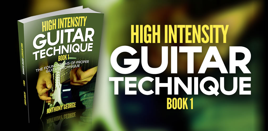 High Intensity Guitar Technique